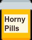 pillsHorny