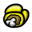 AmongUsDeadYellow