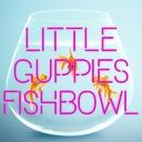 Little Guppies Fish Bowl