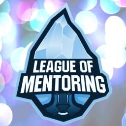 League of Mentoring's  Discord Logo