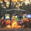 gnarly's funky whacky awesome bonfire