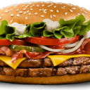 Double Whooper with cheese