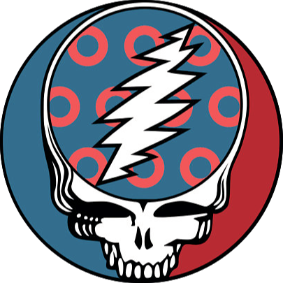 Icon for Grateful Dead and Jam Bands