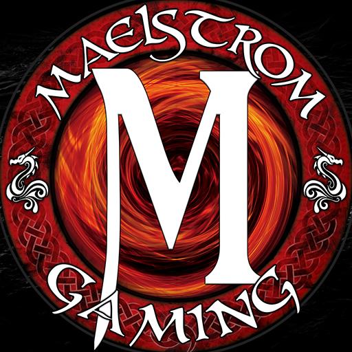Maelstrom Gaming Logo