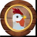 Au poulet d'canon