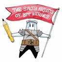 The Salty Artists of Bit Heroes