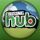Rising Hub Icon