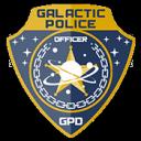 GalacticPoliceDepartment Logo