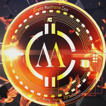 Logo for Crypto Mainframe