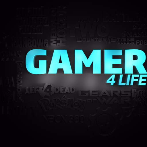Icon for GAMER 4 LIFE