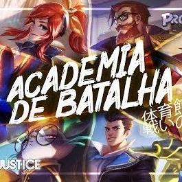 Icon for ACADEMIA DE BATALHA