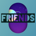 Ícone de Just Friends (Among us, COD, Rocket League)