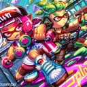 The Splatoon Crew