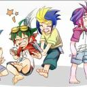 Yu-Gi-Oh! Crimson Winds Academy