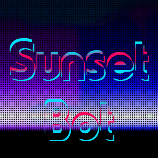 Icon for SunsetBot Hub