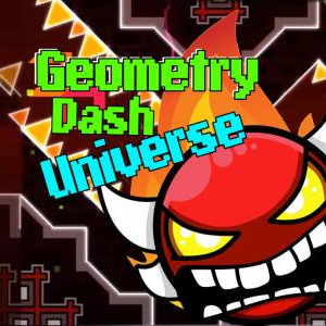Icon for Geometry Dash Universe