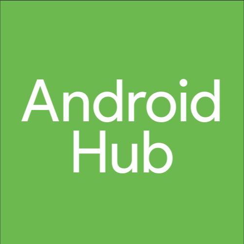 Icon for Android Hub