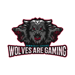 Wolves are Gaming Community Servers Logo