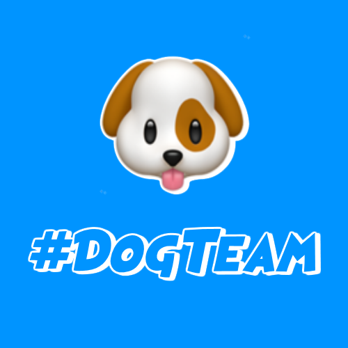 Icon for #DogTeam