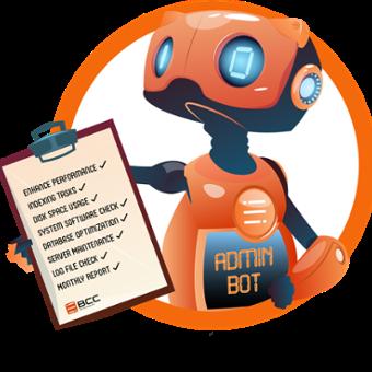 Icon for AdminBot Discord