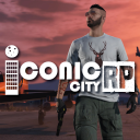 Iconic-City-RP Logo