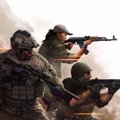 Icon for Insurgency: Sandstorm RU