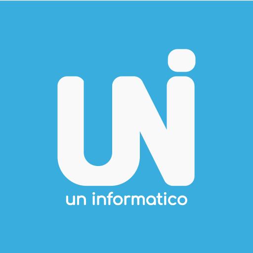 Un informatico Logo
