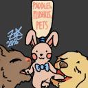 Paddles, Plushies, Pets