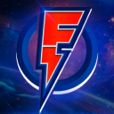 Canal Flakes Power Icon