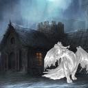 Dark tavern