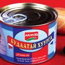 Mongolian Canned Goods