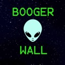 booger wall