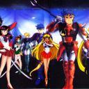 Sailor Moon x Ronin Warriors