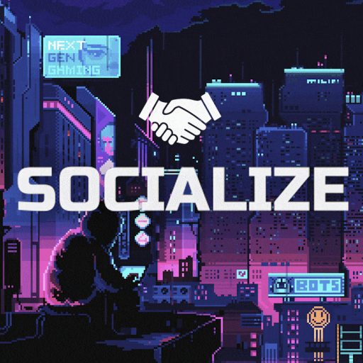 Icon for Socialize | Fun & Gaming