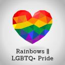 Rainbows    LGBTQ+ Pride