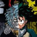 MHA: Heroes dream