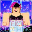 Nerd's Official Clothing