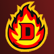 Dauntless Gaming Community 's Discord Logo