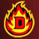 Dauntless Gaming Community's  Discord Logo