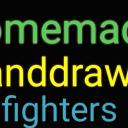 Homemade Handdrawn fighters
