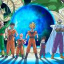 Dragon ball: Flow of time