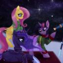 Ponyville After Dark