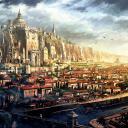 Welt von Iskail - Blaues Reich