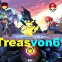 Treasvon69's World of Smash