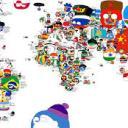 Countryballs of The World V4