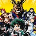 My Hero Academia: The Reverse World