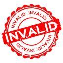 invalid us