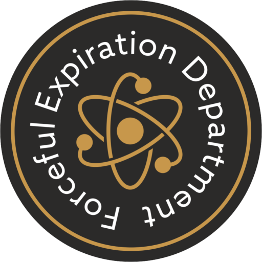 Icon for Forceful Expiration Department