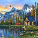 The Cozy Cabin discord server
