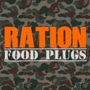 RATION FOOD PLUGS